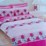 پارچه ملحفه ای گلدار